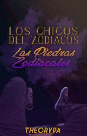 Los chicos del zodiaco: las piedras zodiacales