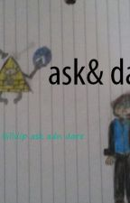 Ask and Dare {Open}[BillDip, WillDip and GenBenBillDip] by Cat_is_Fluffy