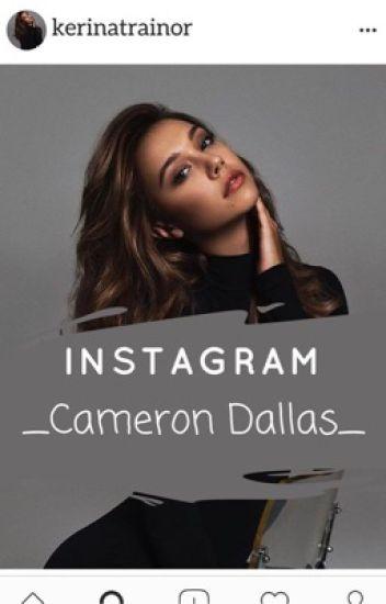 Kerina »Cameron Dallas« [ Editando ]