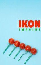 IKON IMAGINE by pcybxtchazz