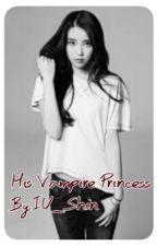 His Vampire Princess by IU_Shin