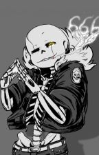 Last one (Gaster!Sans X Fem!Reader) by SpheralRanger
