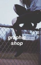 Graphic Shop || l. t. by comeonhorann