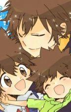 Triple! (KHR FANFIC) by Hoseki13