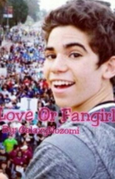 Love Or Fangirl? (Cameron Boyce X Reader)
