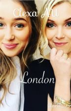 Clexa AU- London by Claris_99
