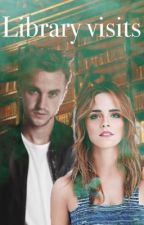 Library visits-dramione (Wattys2016) by sharnie_15