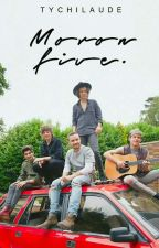 Moron Five •• (One Direction) by Gesrekbae