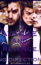 Avenge and Revenge. (Sequel to Unfriended) by stylesmastyles