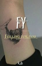 Falling For You ll Kim Taehyung (COMPLETED) by -taehyungspinkbeanie