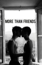 More Than Friends by d-minor