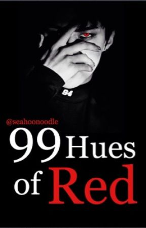 99 Hues of Red [EXO] by seahoonoodle
