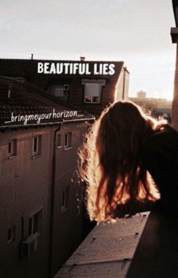 Beautiful lies | o.e