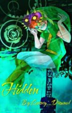 Hidden [Ben Drowned] by depressedbee