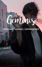 GÉMINIS ♊ by fxck_boy