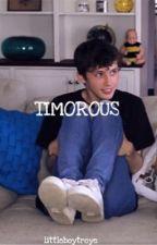 timorous - tronnor au by littleboytroye