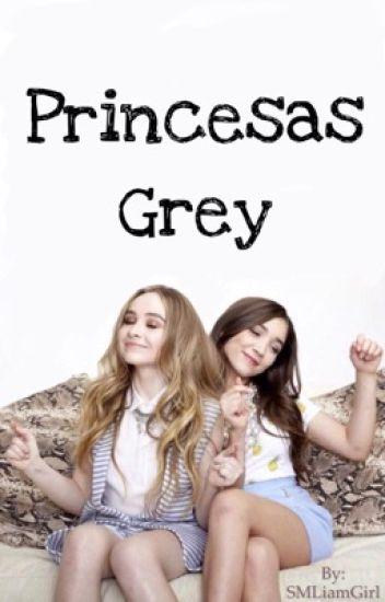 Princesas Grey #TheGrey'sAwardsII