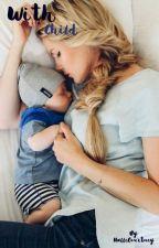 With child by HalleCourtney