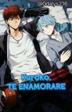 Kuroko, te voy a enamorar (KagaKuro) by BlackSwan216