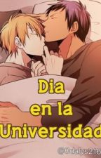 Día en la Universidad (AoKise) by 0dalys216