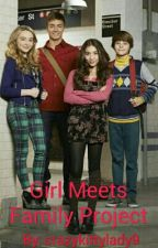 Girl Meets Family Project (Lucaya and Riarkle) by giam2006