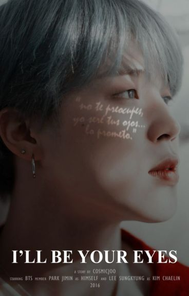 I'll Be Your Eyes ➳ pjm