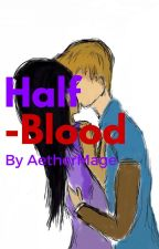Half-Blood Laurmau FF by AetherMage
