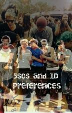 One direction and 5 Seconds of Summer preferences and images by niallhoranforever993
