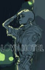 Love hotel || One-shot lemon || G!Sans x reader by Korine-chan