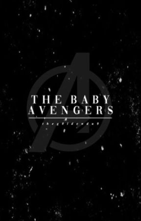 The Baby Avengers by theg0ldendu0