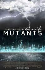 Mutants ||slow updates|| by uncreathief