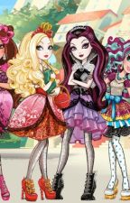 Royal Channel: Ever After High by Rubie_17