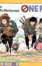 Słomiane wojsko [One Piece] by KokutoYoru
