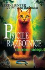 Pisicile Razboinice: Un nou Început by LoveGirl43370