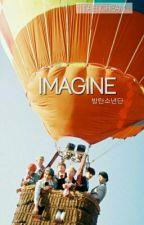 imagine • bts by taescream