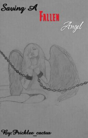 Saving A Fallen Angel by Pricklee_cactus