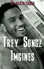 Trey Songz Imagines by abigirlsanda