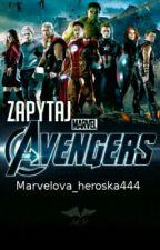 Zapytaj Avengers(Fury'ego, Hill, Lokiego, Pepper i Peggy Carter i innych też...) by Ruler-of-Death