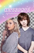 ≫ messages ♡ chandler riggs by EM0CHERRY