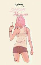 Sakura Haruno by -jxssica