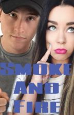 Smoke and Fire (My New Family Sequel) by allyvegaz