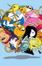 Adventure time imagines and preferences by olivia23_will45