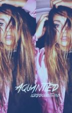 Acquainted//g.d (ON HOLD) by Preachingdolan