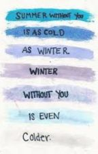 A Winter Without You by C4t1l1n4