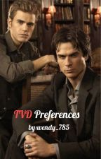 TVD Preferences! by wendy_785
