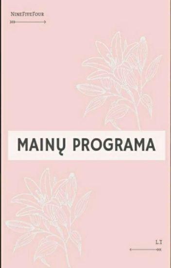 Mainų Programa / L. T. / ✔