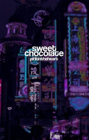 Sweet Chocolate // Cake [wolno pisane]