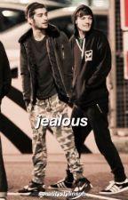 jealous // cake  by tomlinlube