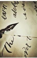 Poems Said Not By A Poet by SamiyaAlisonDrew