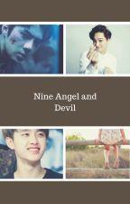 Dziewięć aniołów i diabełek / Exo by elizaaa-14